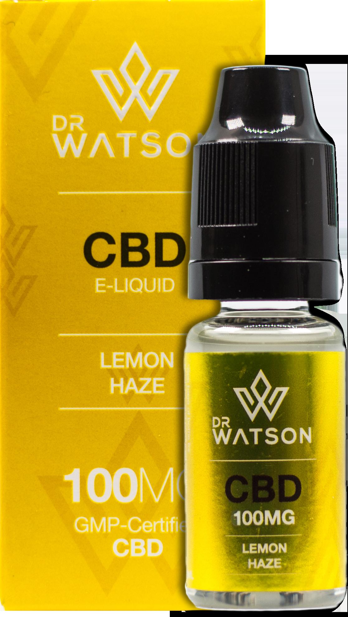 Lemon Haze E-Liquids