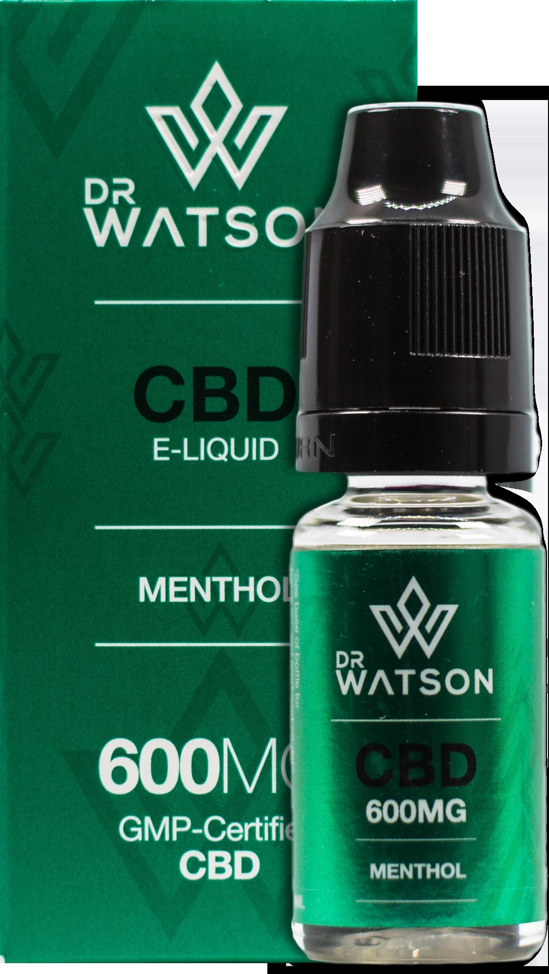 Menthol E-Liquids