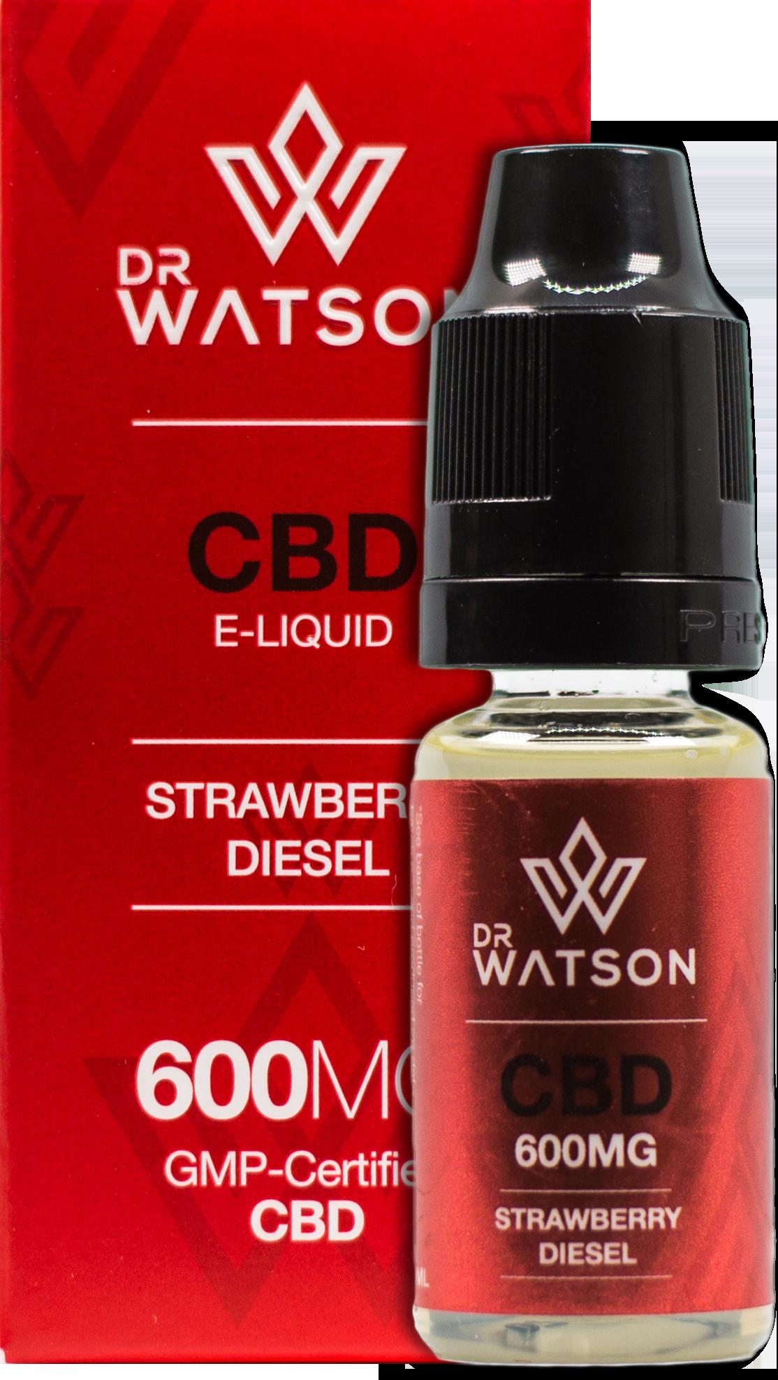 Strawberry Diesel E-Liquids