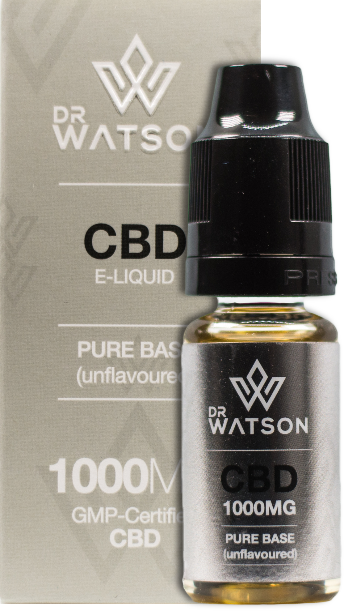 Pure Base - Unflavoured E-Liquids