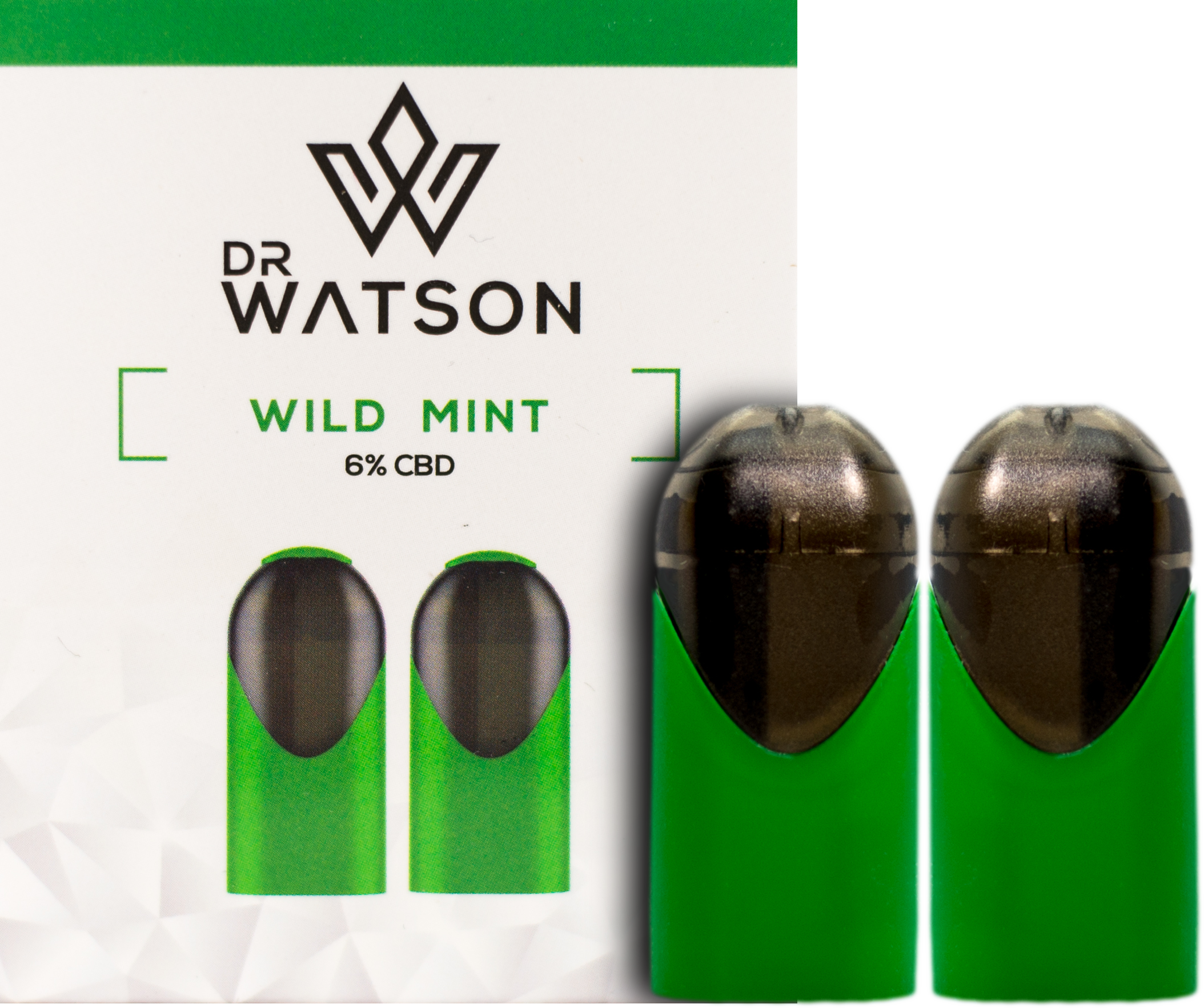 Wild Mint Pods