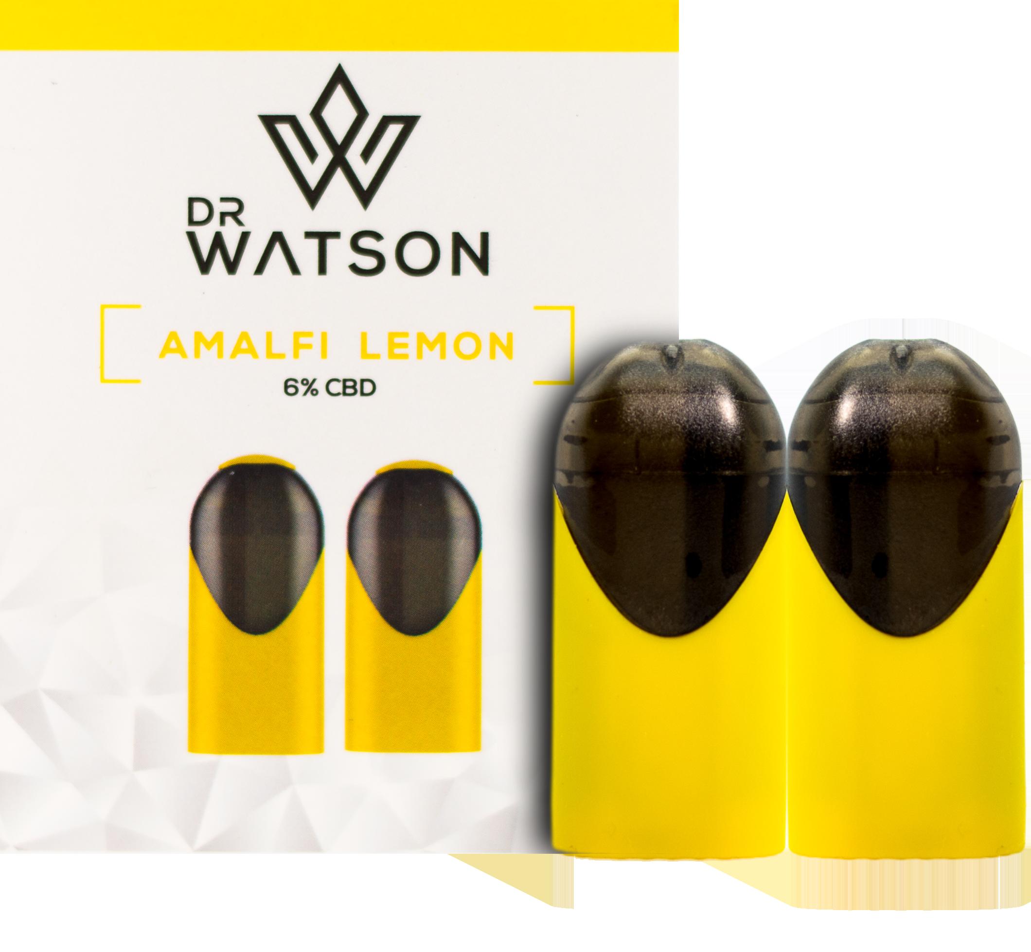 Amalfi Lemon Pods