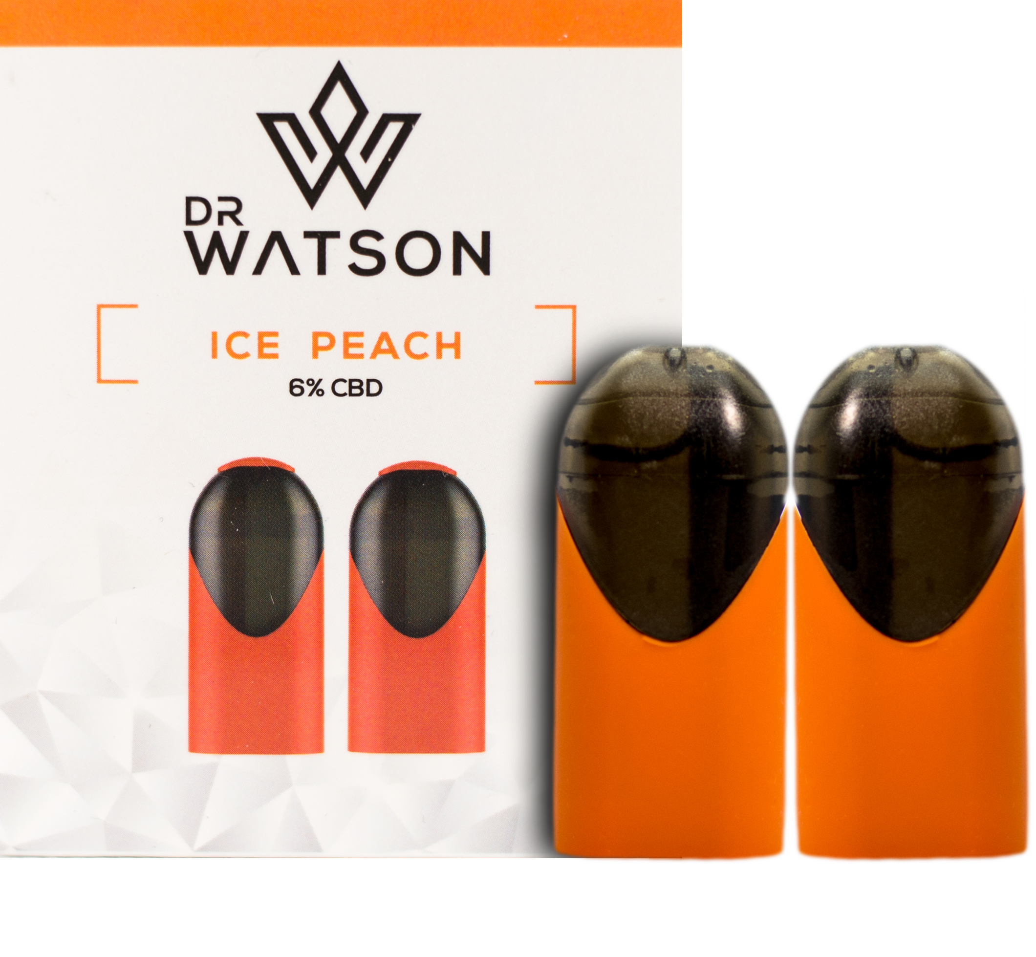 Ice Peach Pods