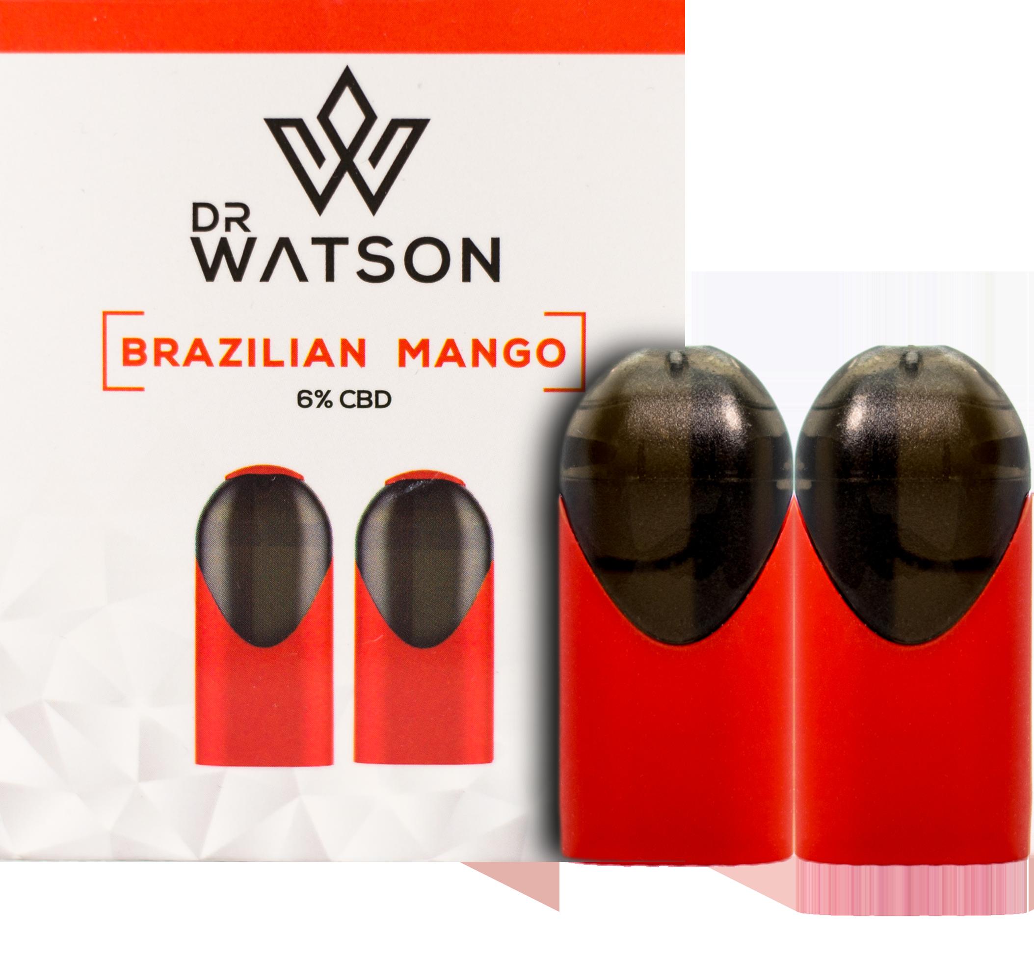 Brazilian Mango Pods