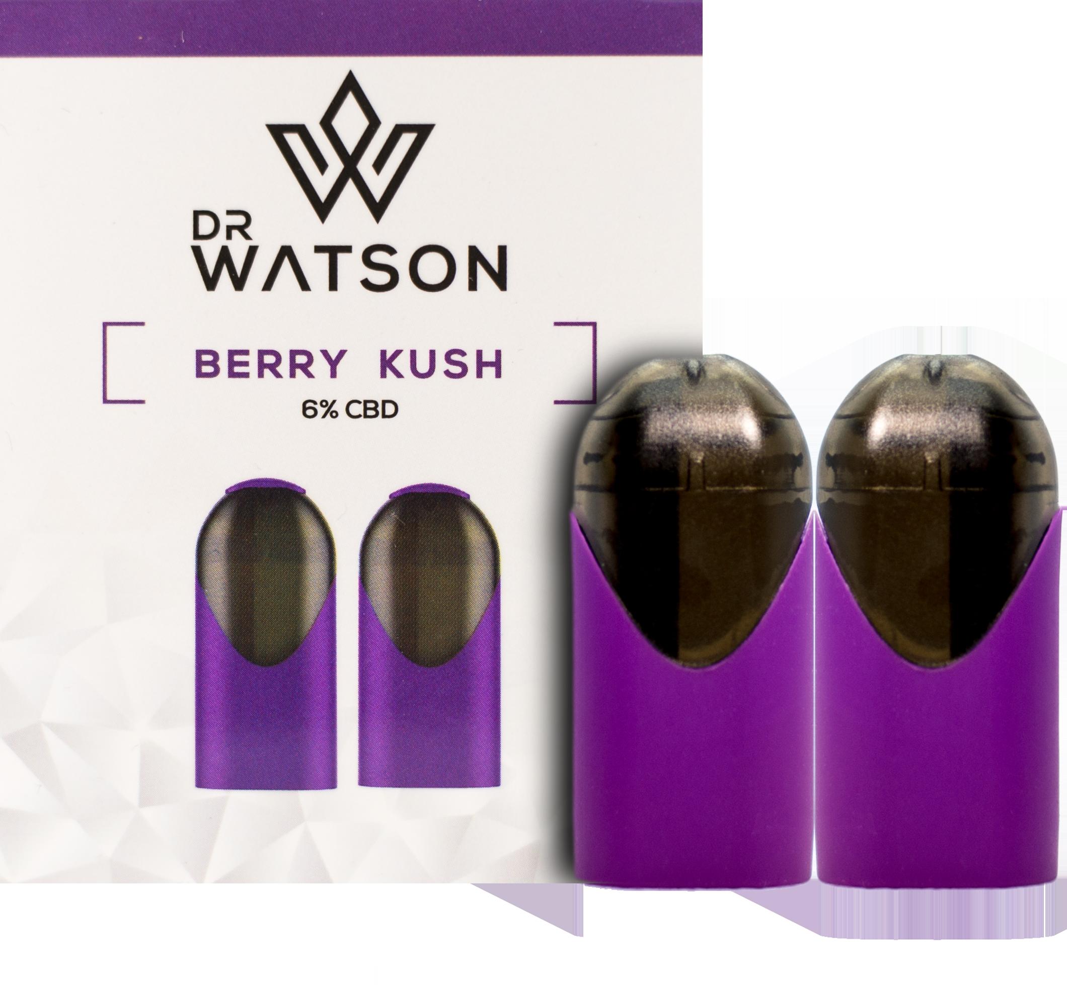 Berry Kush Pods