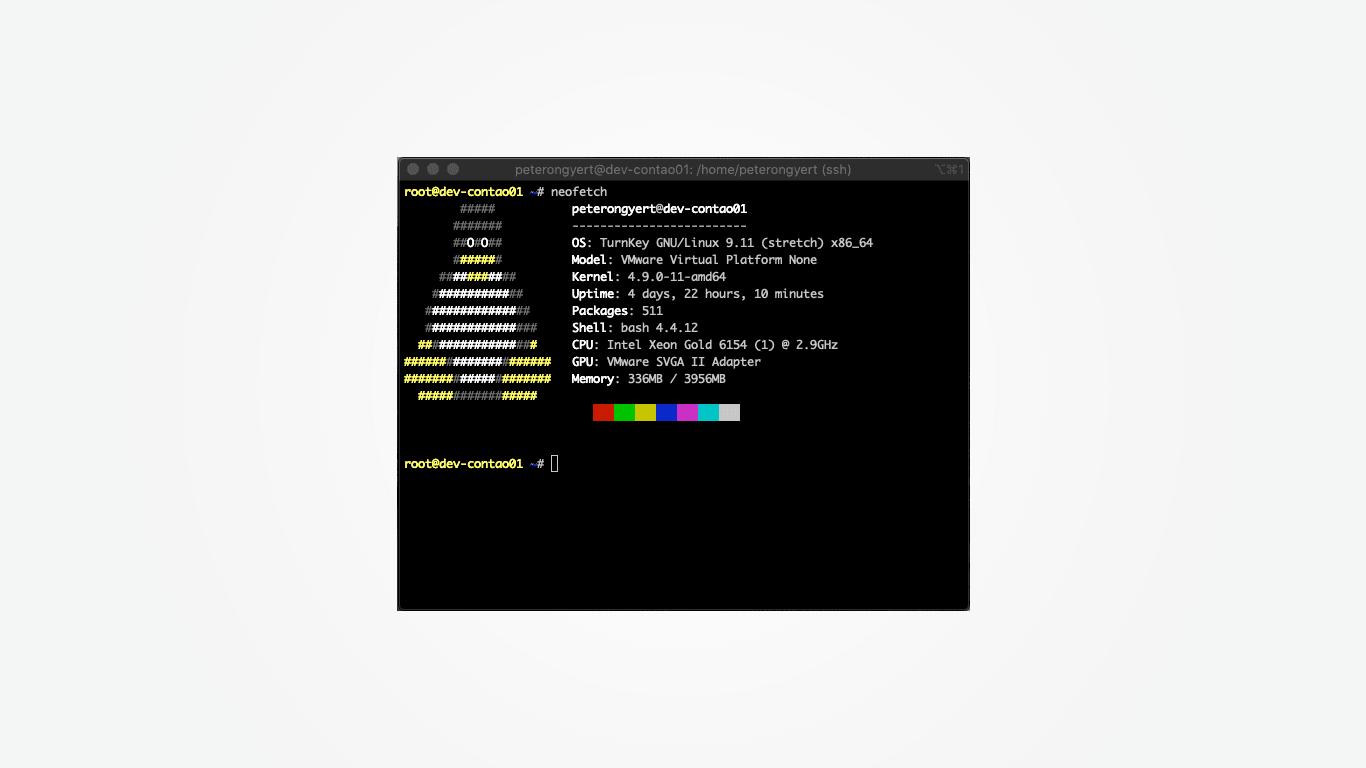 Tool-Tipp: Linux Systeminformationen anzeigen