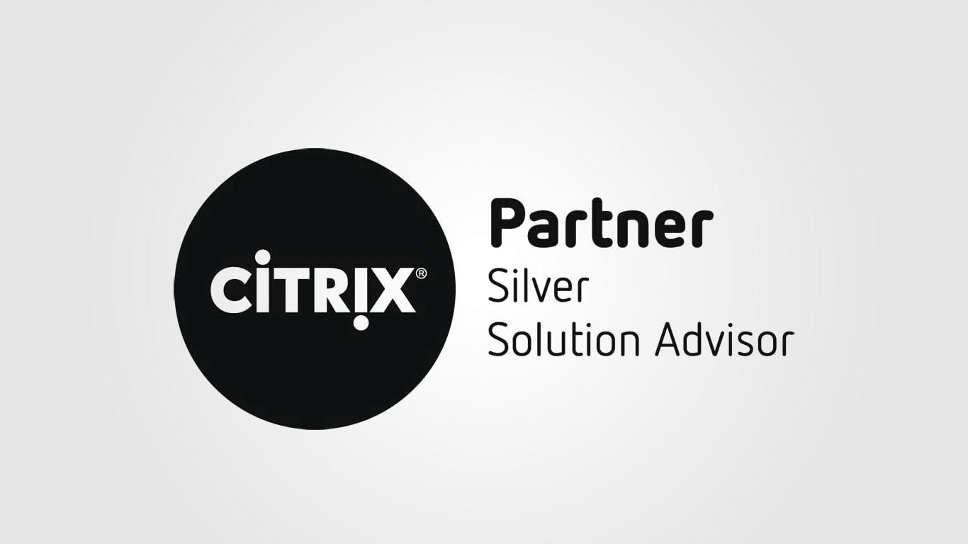 Ab sofort sind wir zertifizierter Citrix Partner
