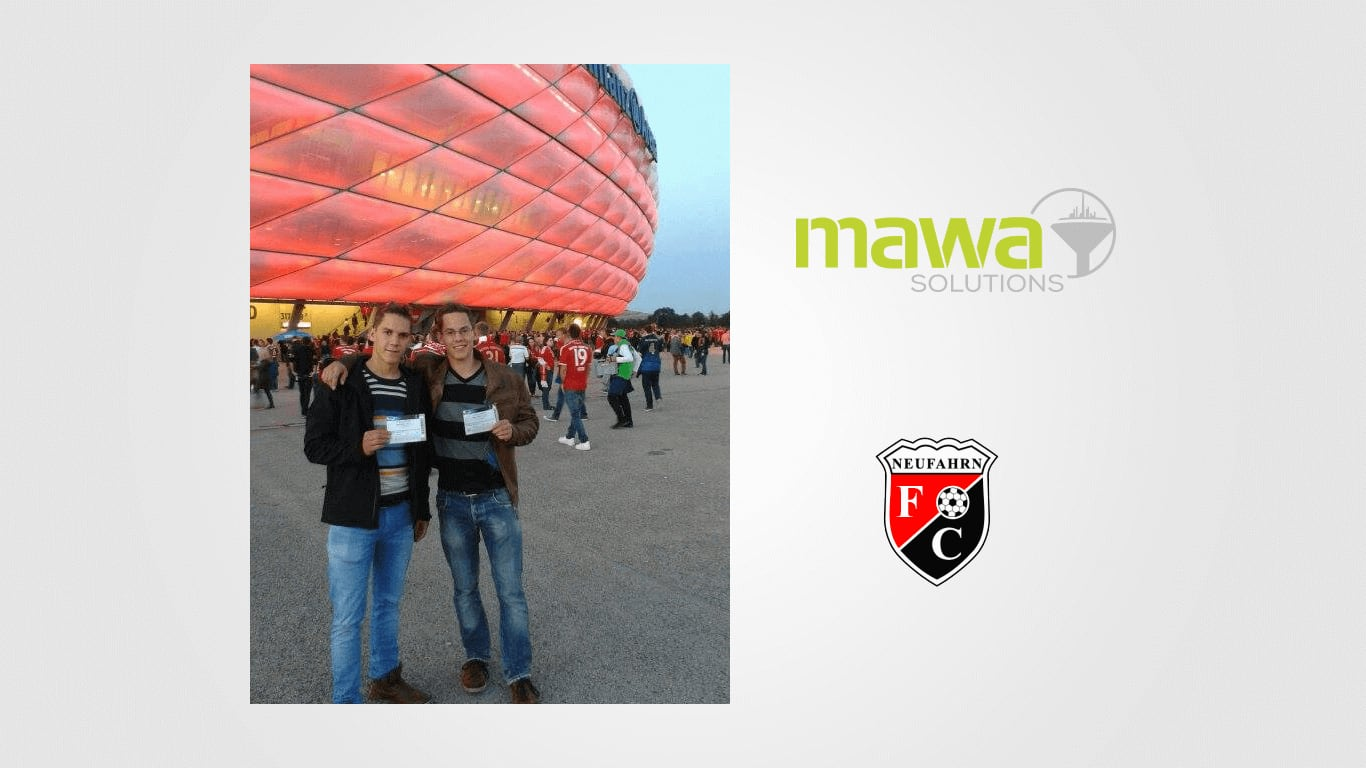 mawa-solutions schickte Matchwinner in die Allianz Arena