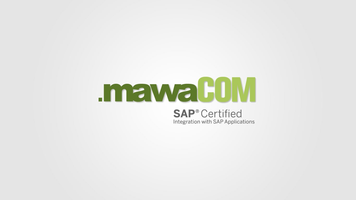 .mawaCOM SAP zertifiziert