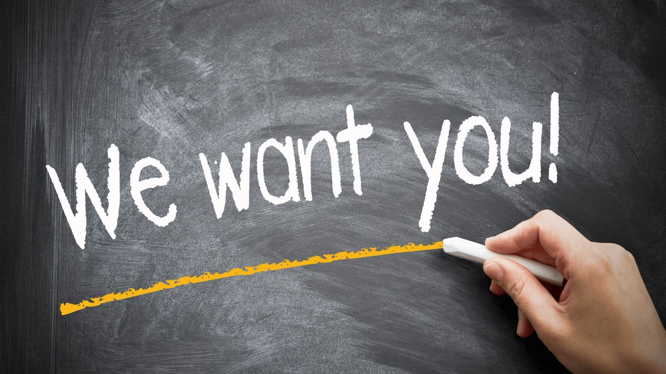 Stellenangebot - Wir suchen dich !