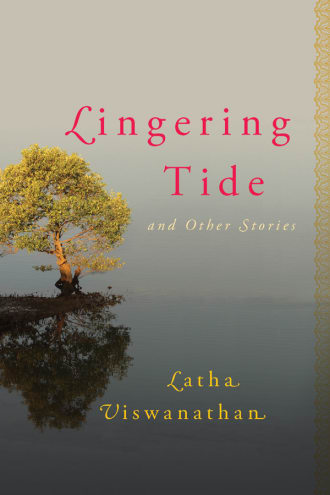Lingering Tide cover image, a tree on water