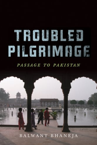 Troubled Pilgrimage cover