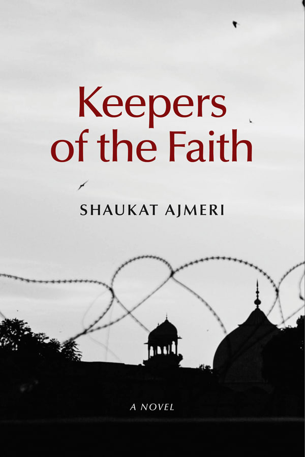 cover of Keepers of the Faith