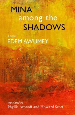 Cover for Mina Among the Shadows