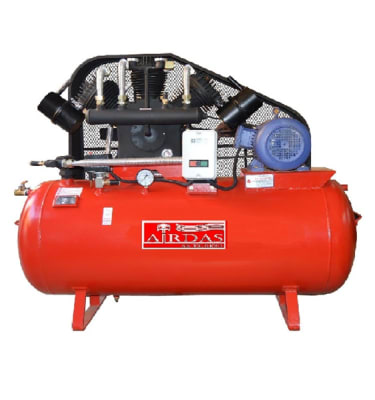 AIRDAS Brand – Air Compressors – Piston Reciprocating Type