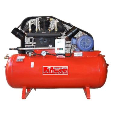 AIRDAS Brand – Air Compressors – Piston Reciprocating Type