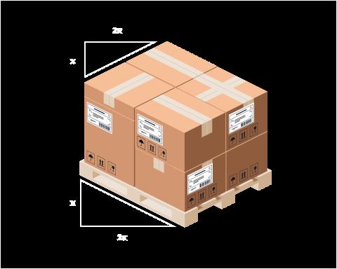 Sendify logistics illustrations design rules for ratio explained