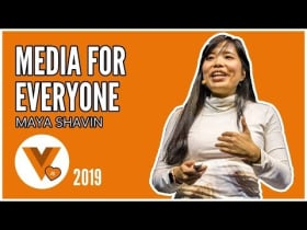 Maya Shavin - Media for everyone - how to make your Vue Apps accessible for all users