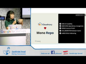 Maintainable & Readable Code with Mono Repo