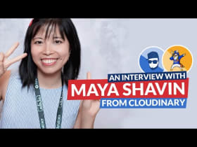An interview with Maya Shavin: When you have the force, nothing is impossible!