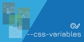 Dynamic theme with CSS Variables