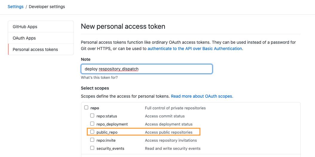 Fill in PAT info