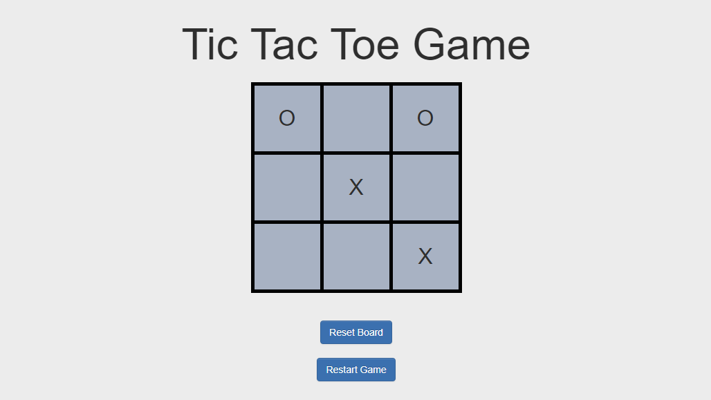 Javascript Tic Tac Toe against computer