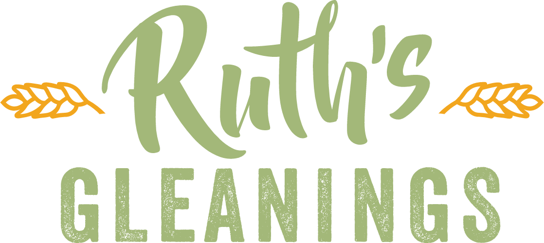 Ruth's Gleanings Logo