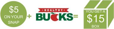 Healthy Bucks