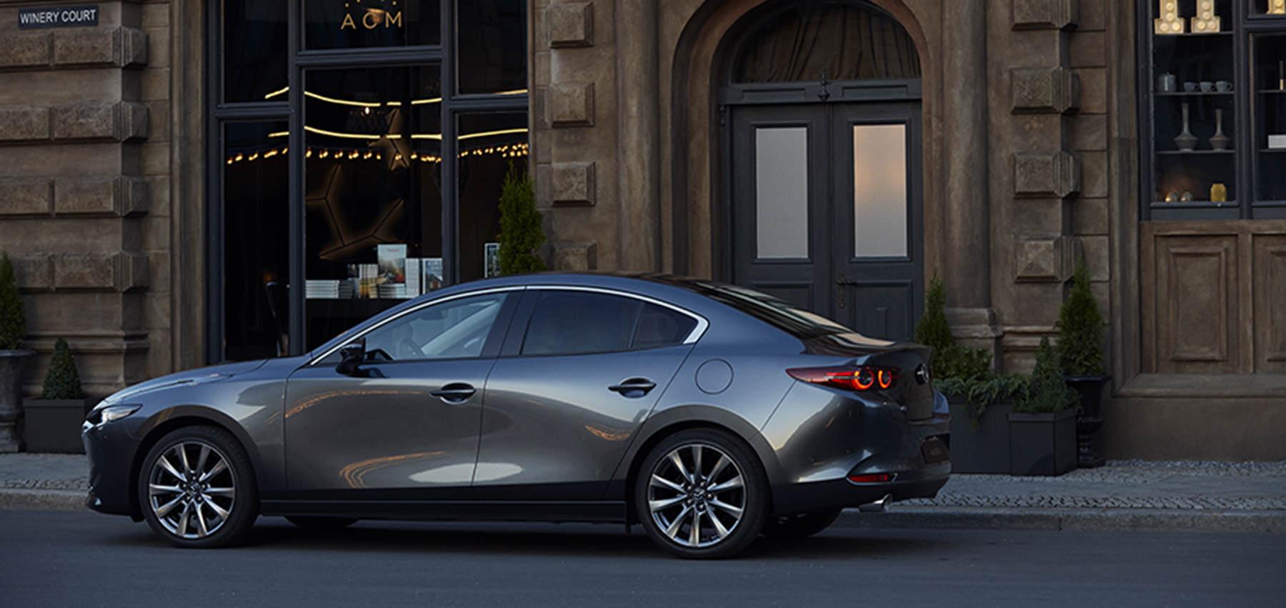 2020 Mazda 3 Sedan Model