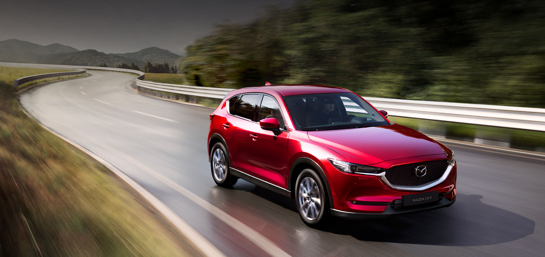 2020 Mazda Cx 7 Wallpaper