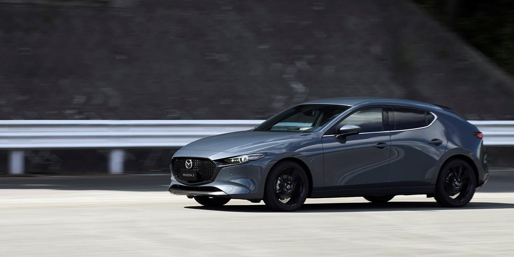 2020 Mazda 3 Style