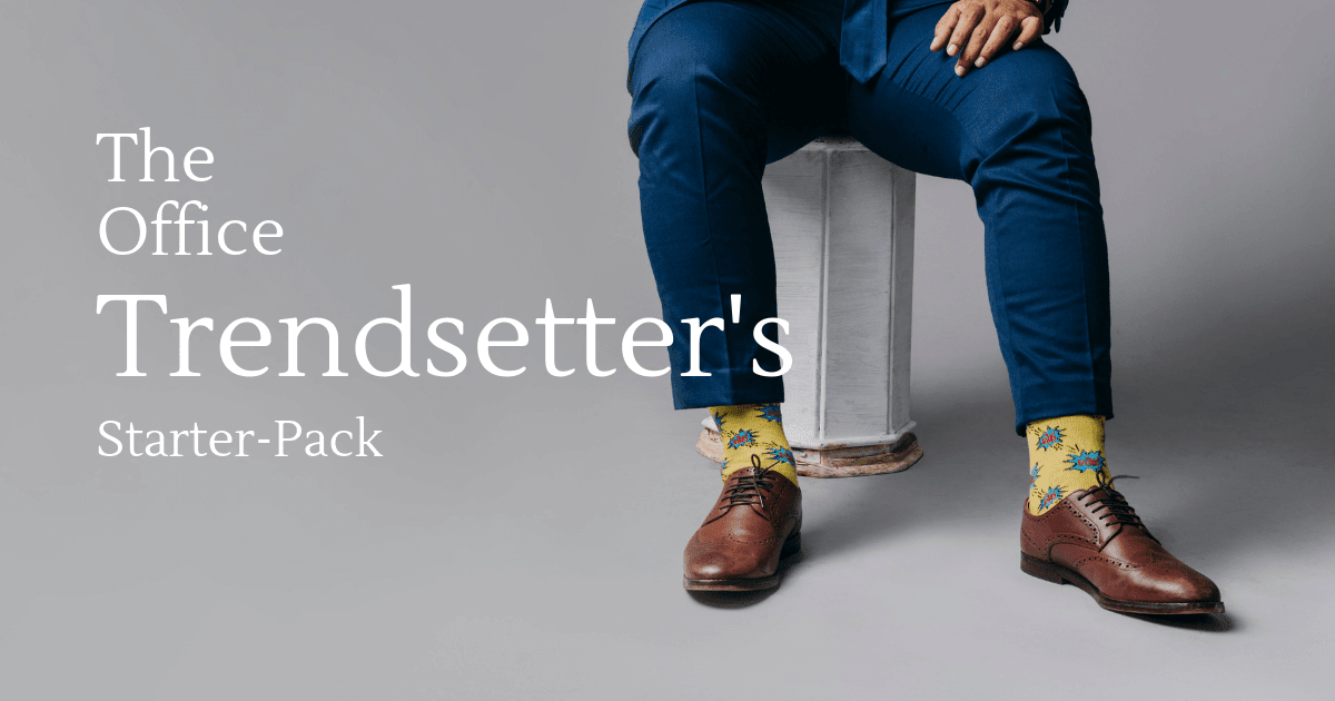 Making Business Fun with Funky Socks