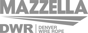 mazella denver wire rope footer logo