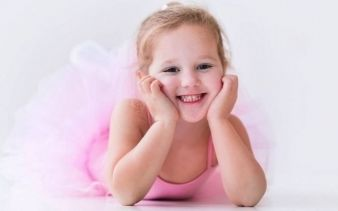 Tots Ballet, 3 Class Trial, 3-5 years old