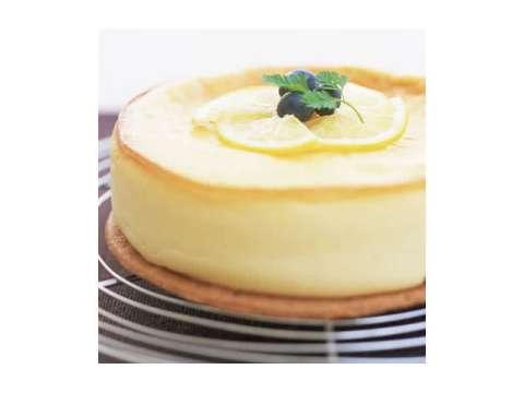 Τούρτα - Κέικ με κρέμα λεμόνι