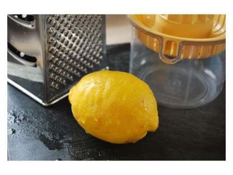 αρωματικό γλάσο λεμονιού