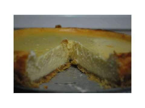 κλασικό, ψημένο cheesecake (φουρνιστό βρουμμμ βρουμμμ!)