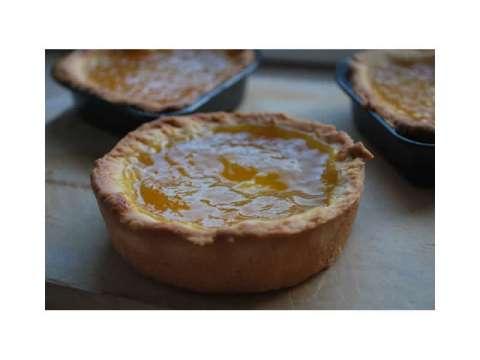 ζουμερο-τάρτα λεμόνι (lemon tart)