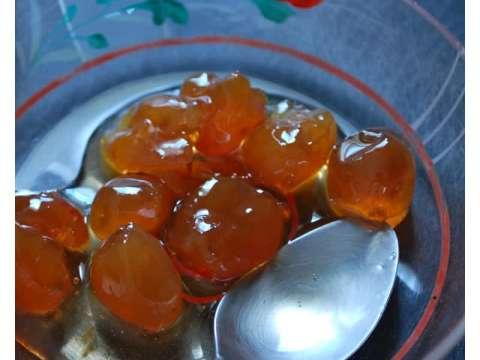 Κερασάκι, γλυκό του κουταλιού