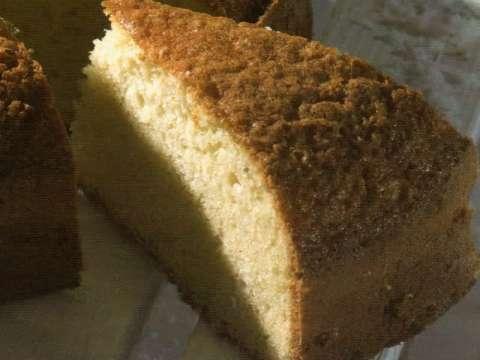 Κέικ αμυγδάλου από τη νότιο Ιταλία