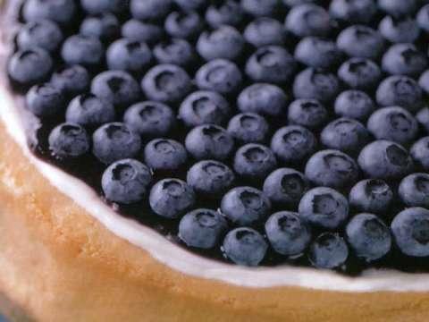Cheesecake με φρούτα του δάσους!