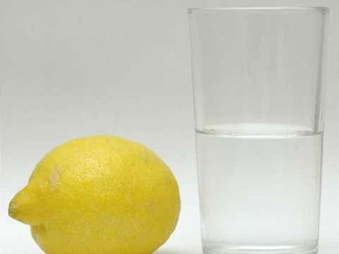 Σιρόπι λεμονιού