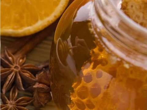 κουλουράκια με μέλι & σουσάμι