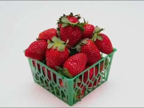Κουλί (σως) φράουλας