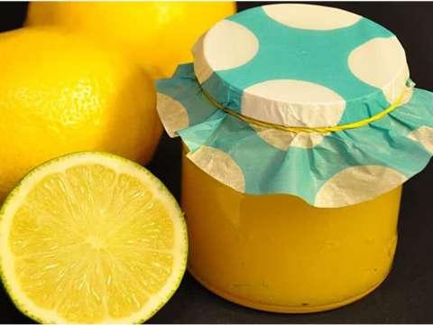 Κρέμα λεμονιού (για γέμιση μπισκότων)