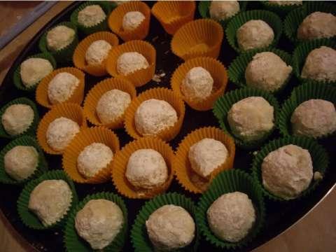 Σοκολατάκια με marzipan