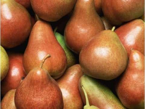 Τάρτα με καραμελωμένα αχλάδια