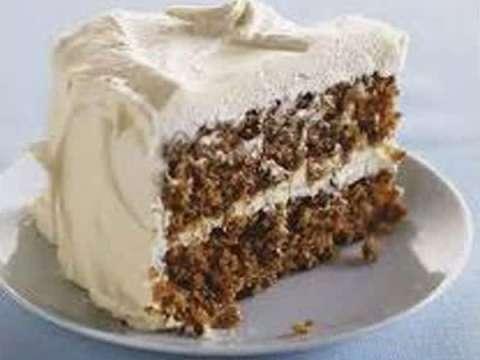 Κέικ καρότου - αν δεν το 'χεις δοκιμάσει...