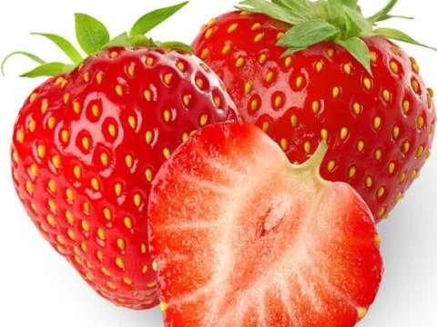 κρέμα βουτύρου με φράουλα (για γέμιση κι επικάλυψη τούρτας)